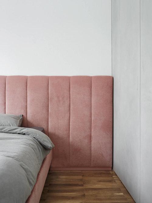 The Nordroom - Креативные идеи оформления изголовья и спальни (дизайн Crosby Studios)