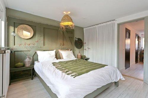 The Nordroom - Креативные идеи укладки изголовья и спальни (спальня Марины ван Маанен)