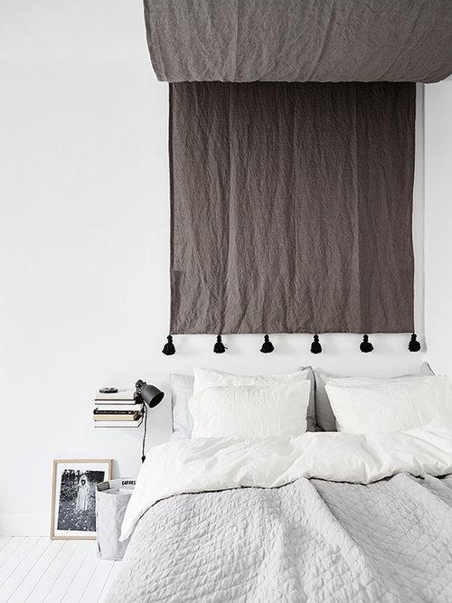 The Nordroom - Креативные идеи оформления изголовья и спальни (источник: 55kvadrat)