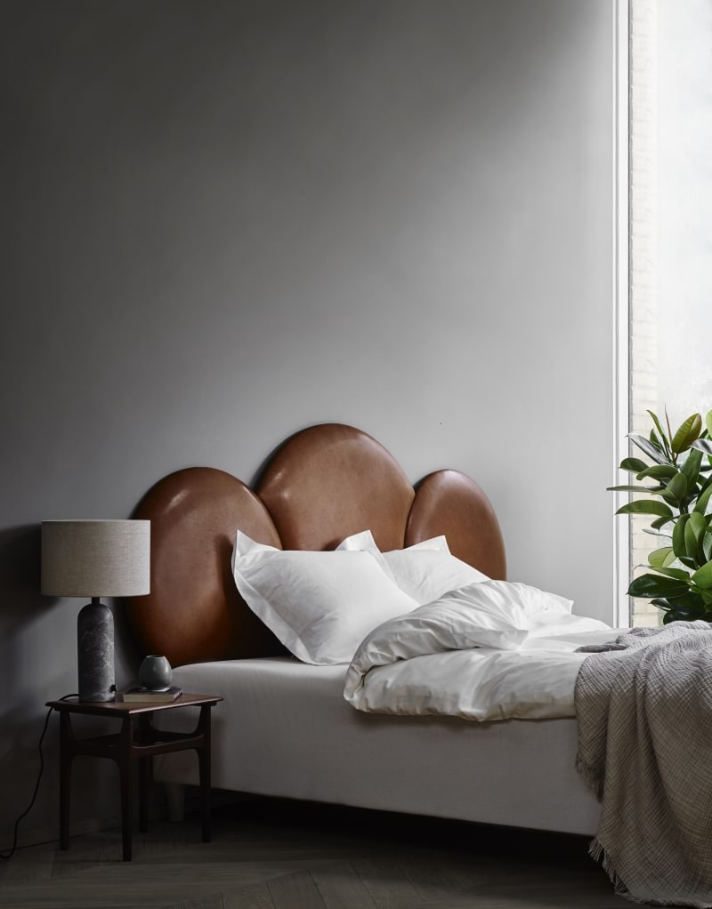 The Nordroom - Creative Headboard and Bedroom Styling Ideas (Cloud Headboard - By Thornam)