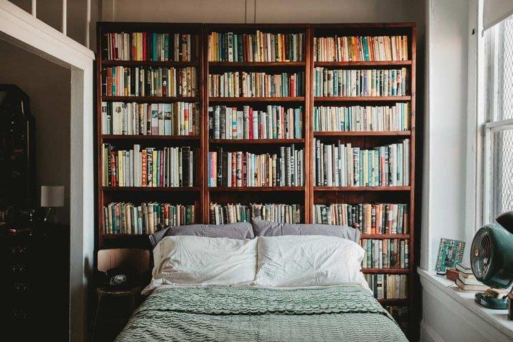 Nordroom - Креативные идеи оформления изголовья и спальни (фотография Линдси Энн Белливо)