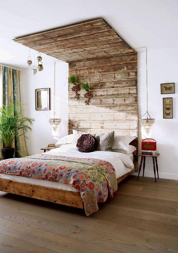 Naturaleza para decorar el dormitorio