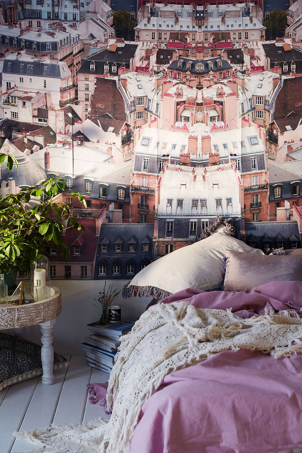 The Nordroom - Creative Headboard and Bedroom Styling Ideas