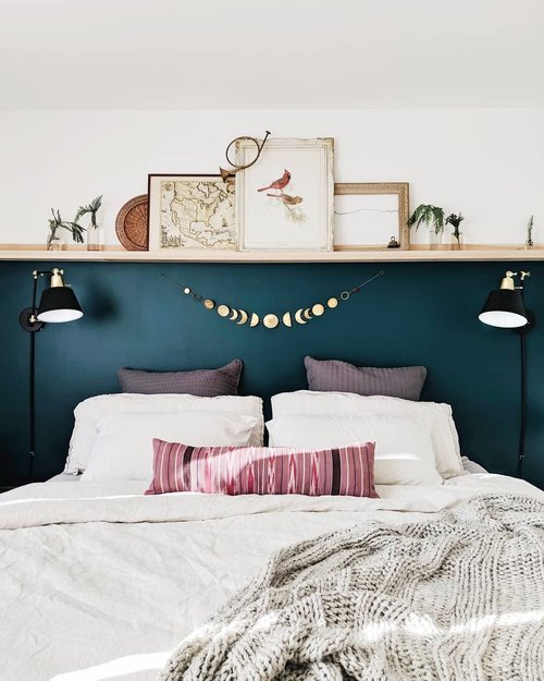 The Nordroom - Креативные идеи оформления изголовья и спальни