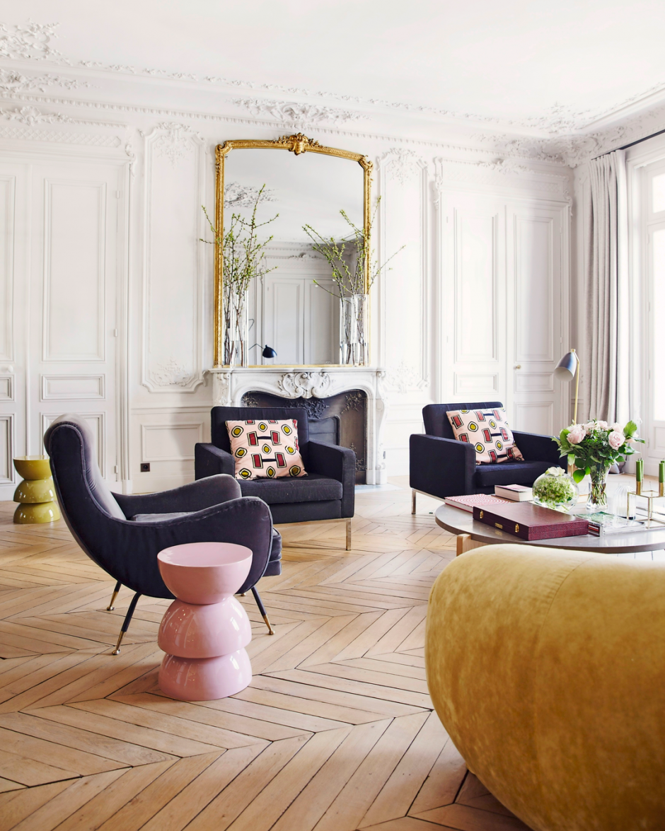 The Nordroom - An Elegant Apartment in Paris