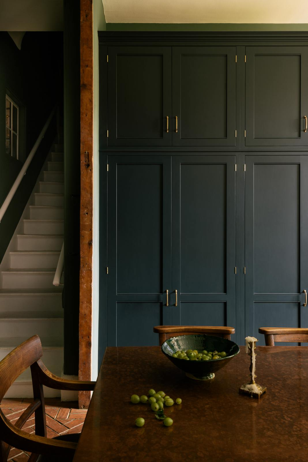 The Nordroom - The Victorian Rectory Kitchen by deVOL
