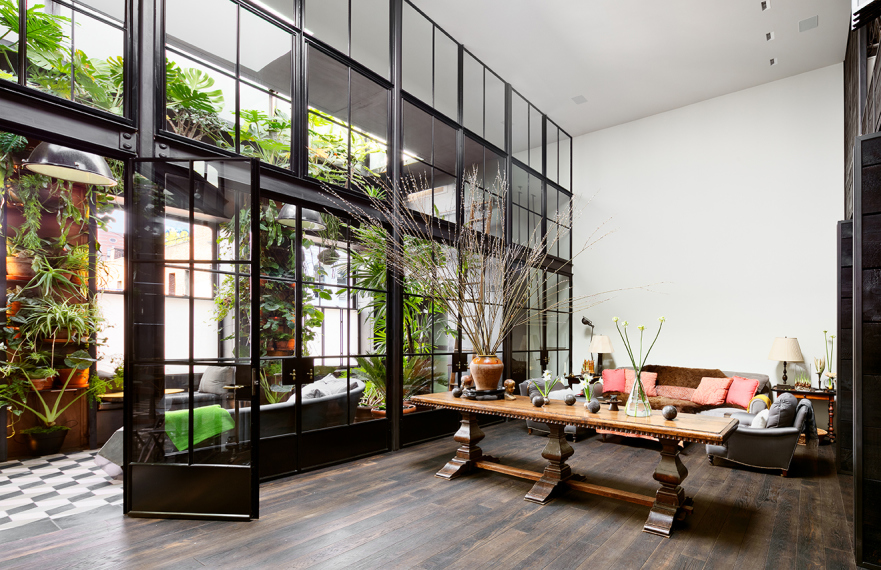The Nordroom - A Plant Lover's Penthouse Loft in Manhattan 2.jpg