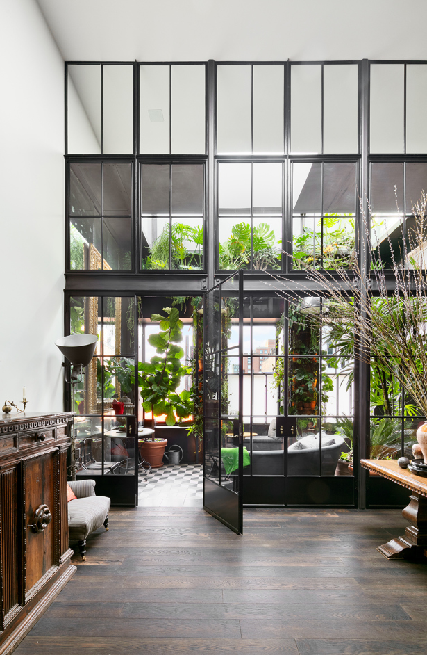 The Nordroom - A Plant Lover's Penthouse Loft in Manhattan 6.jpg