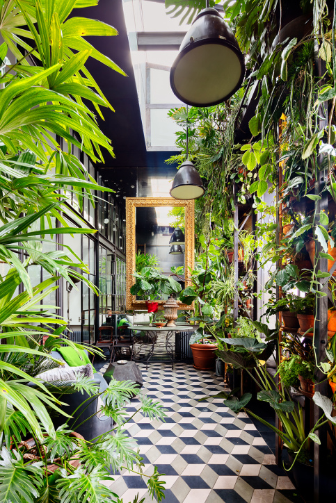 The Nordroom - A Plant Lover's Penthouse Loft in Manhattan 7.jpg