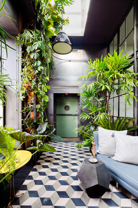 The Nordroom - A Plant Lover's Penthouse Loft in Manhattan 8.jpg