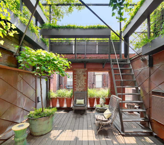 The Nordroom - A Plant Lover's Penthouse Loft in Manhattan 13.jpg