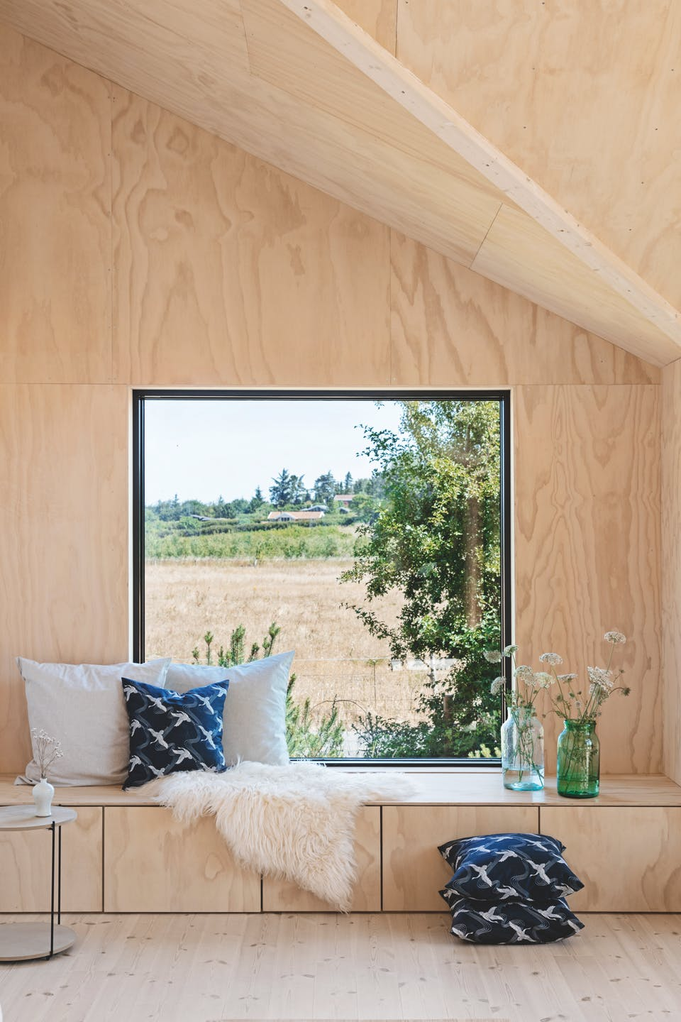 The Nordroom - A Wooden Summerhouse With Views Over The Danish Countryside