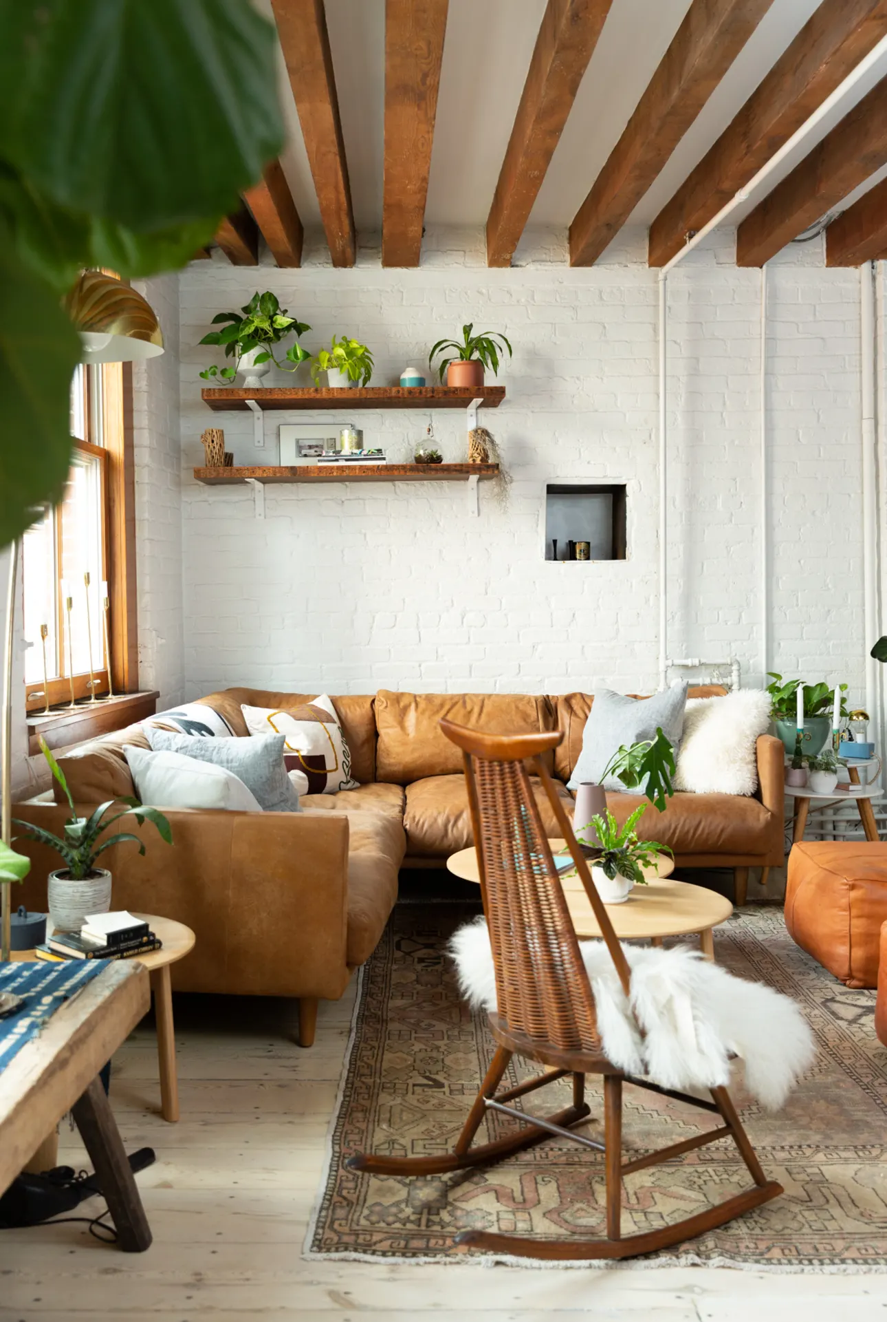 The Nordroom - A Scandinavian-Style Loft in New York