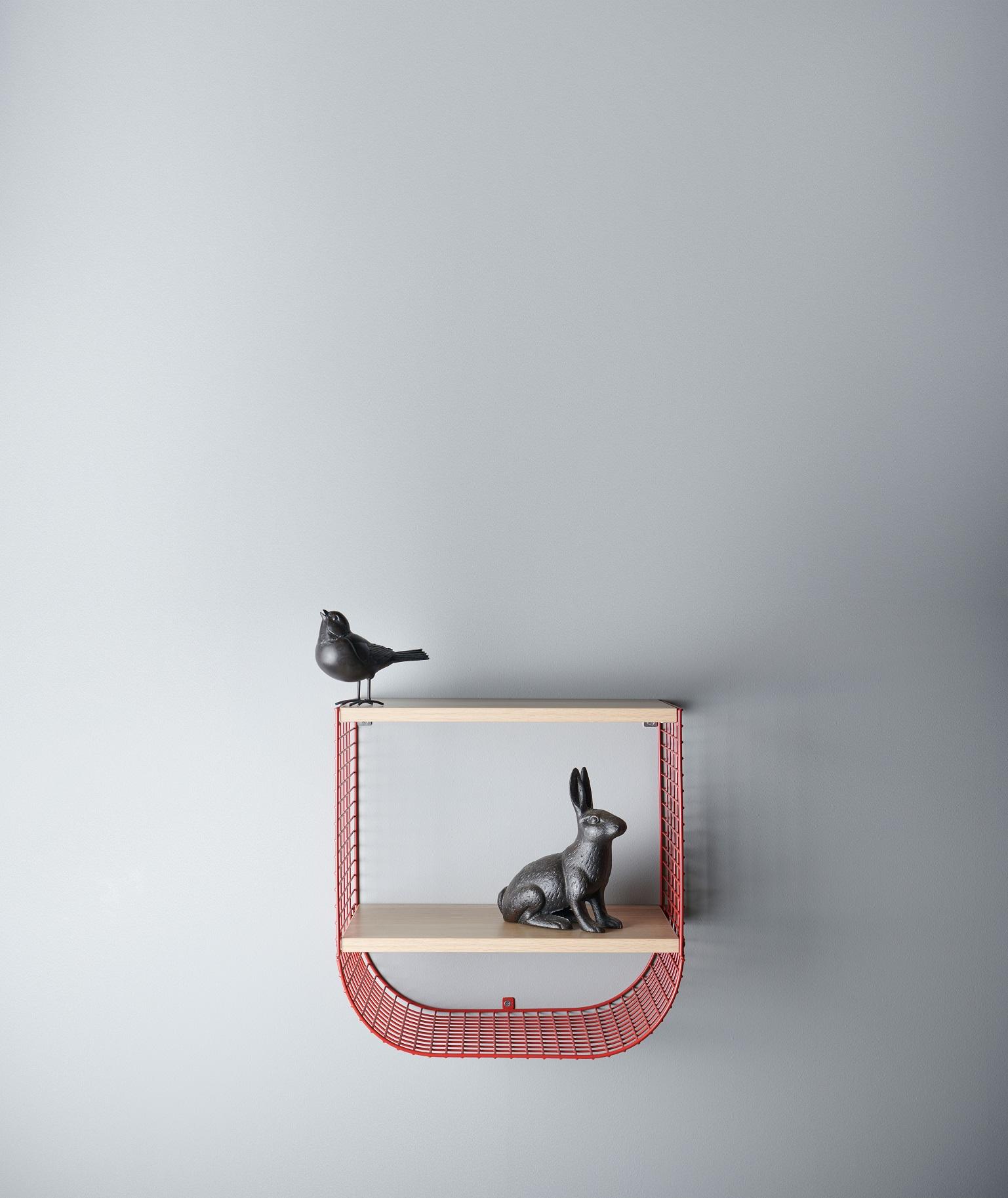 SVENSHULT wall shelf