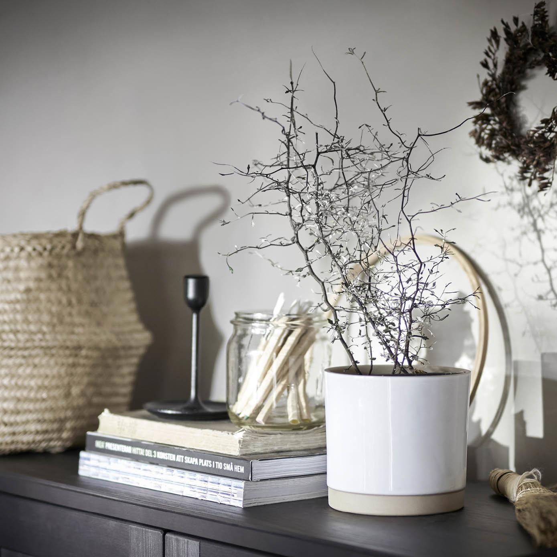 UPPVAKTA plant pot