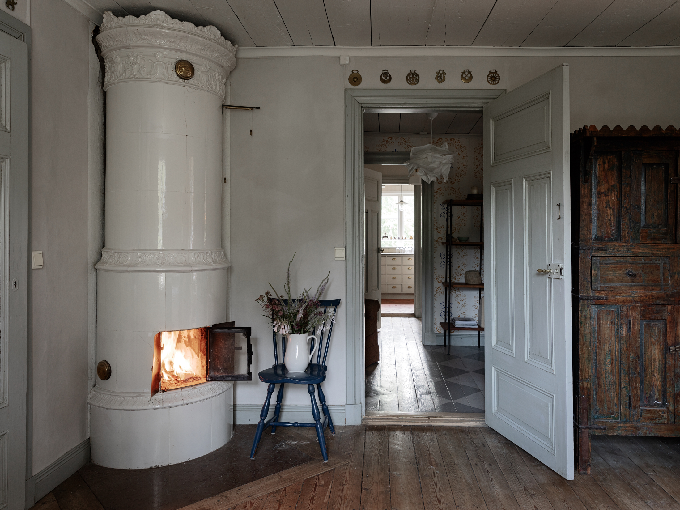 The Nordroom - A Traditional Swedish Farm Surrounded By Nature