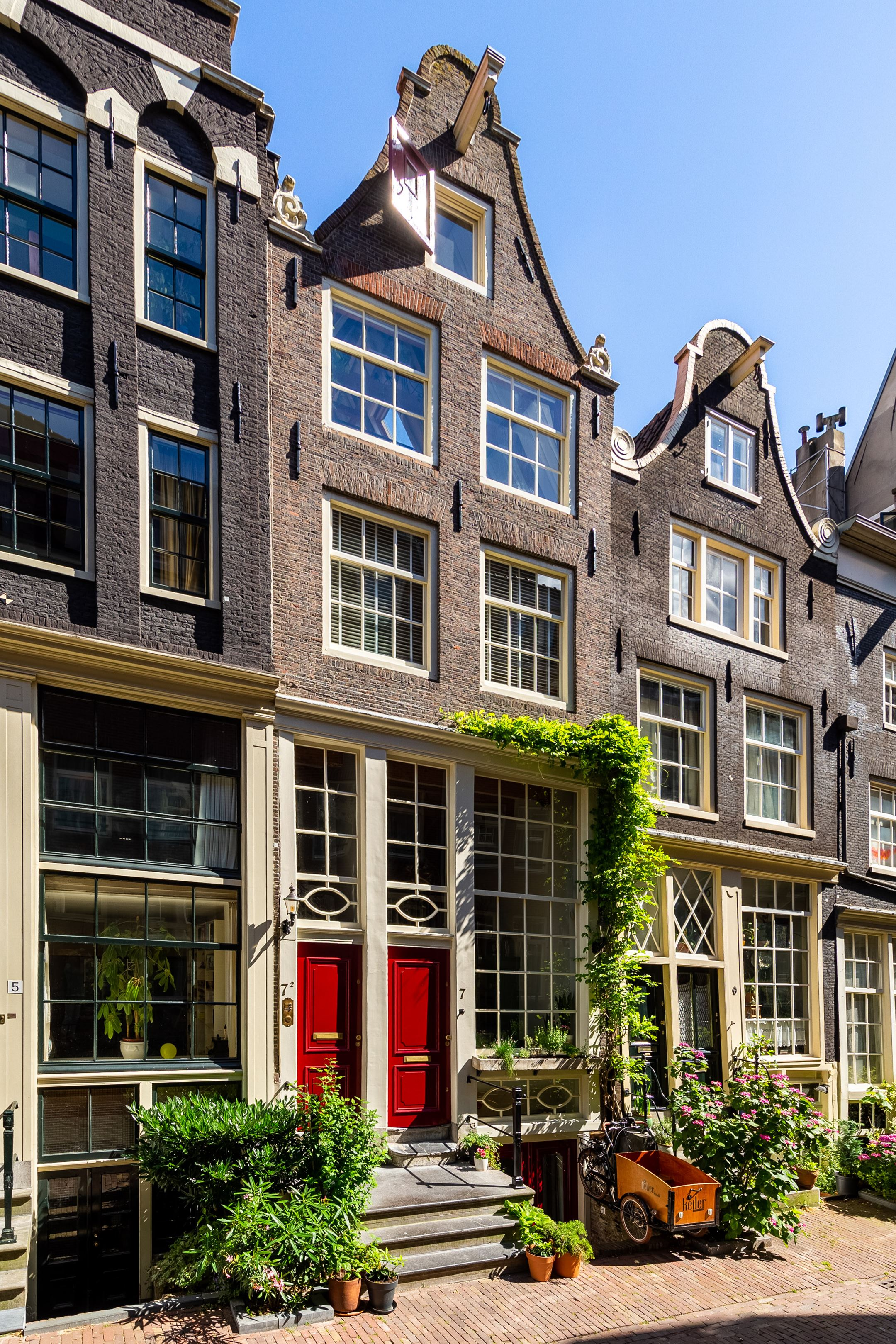 The Nordroom - A Characteristic 17th-Century Home in Amsterdam