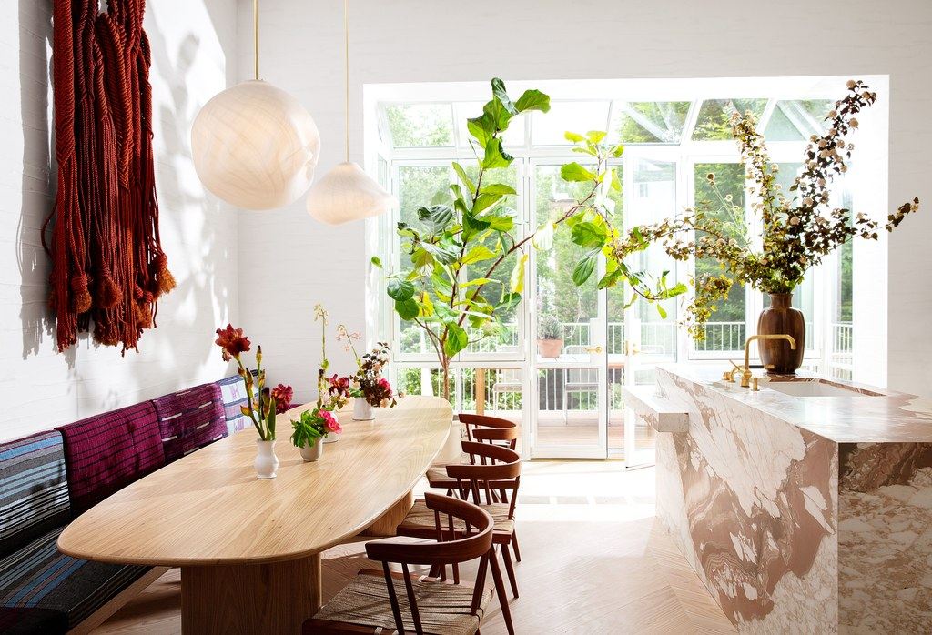 The Nordroom - The Bright Bohemian Home of Fashion Designer Ulla Johnson