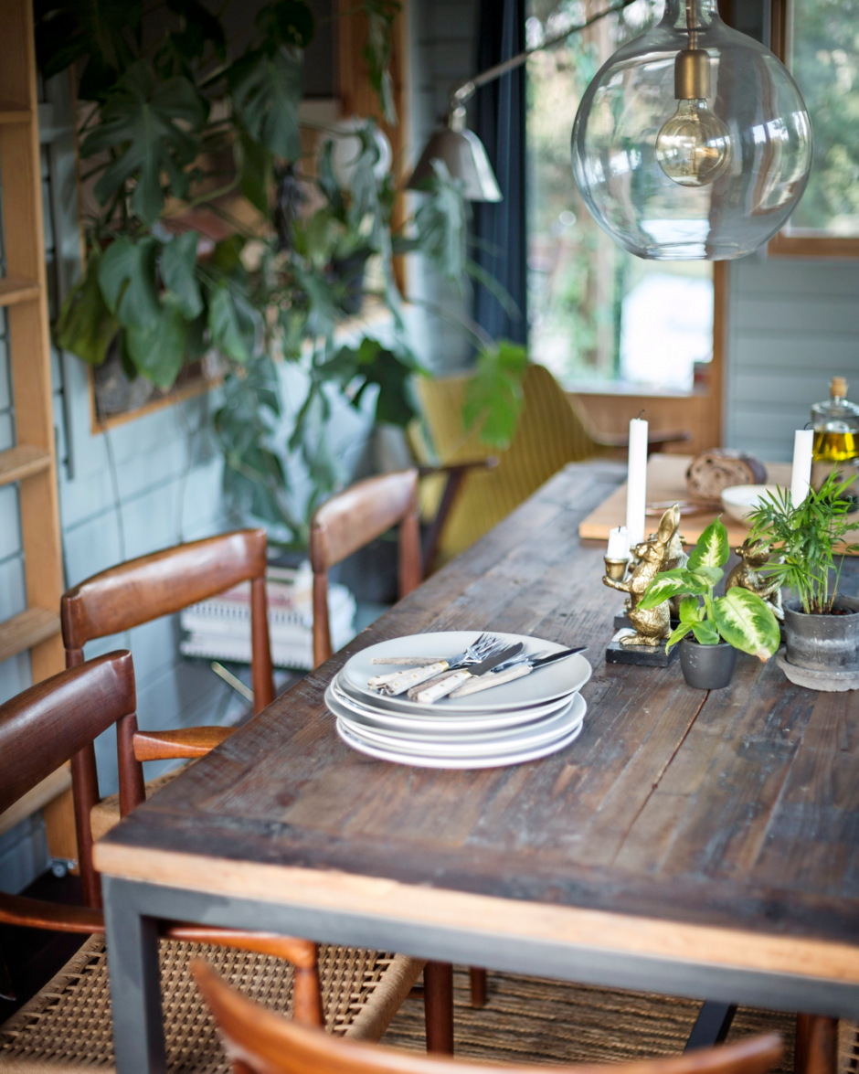 The Nordroom - A Swedish Summerhouse Filled With Vintage Design