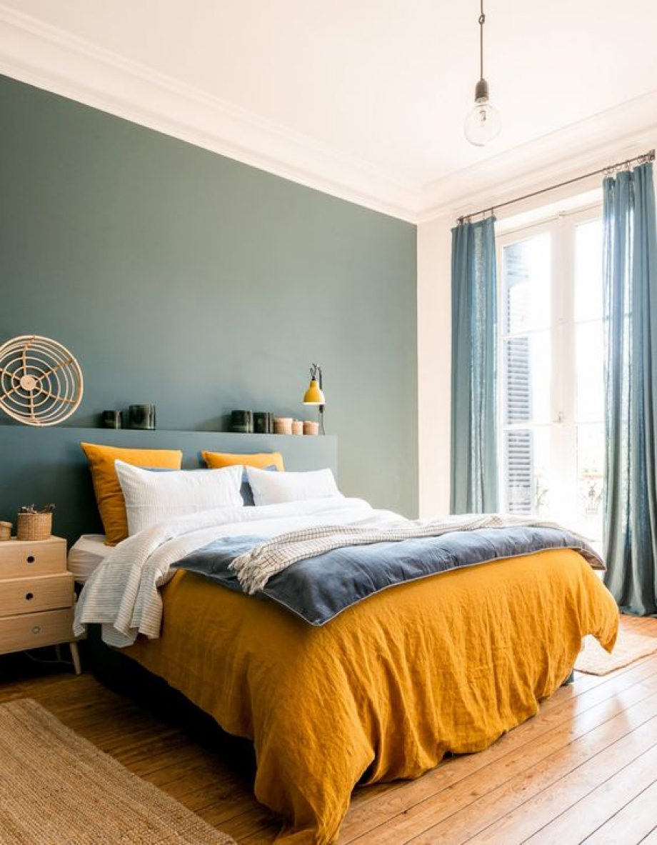 A Color Story Mustard Yellow In Interior Design The Nordroom