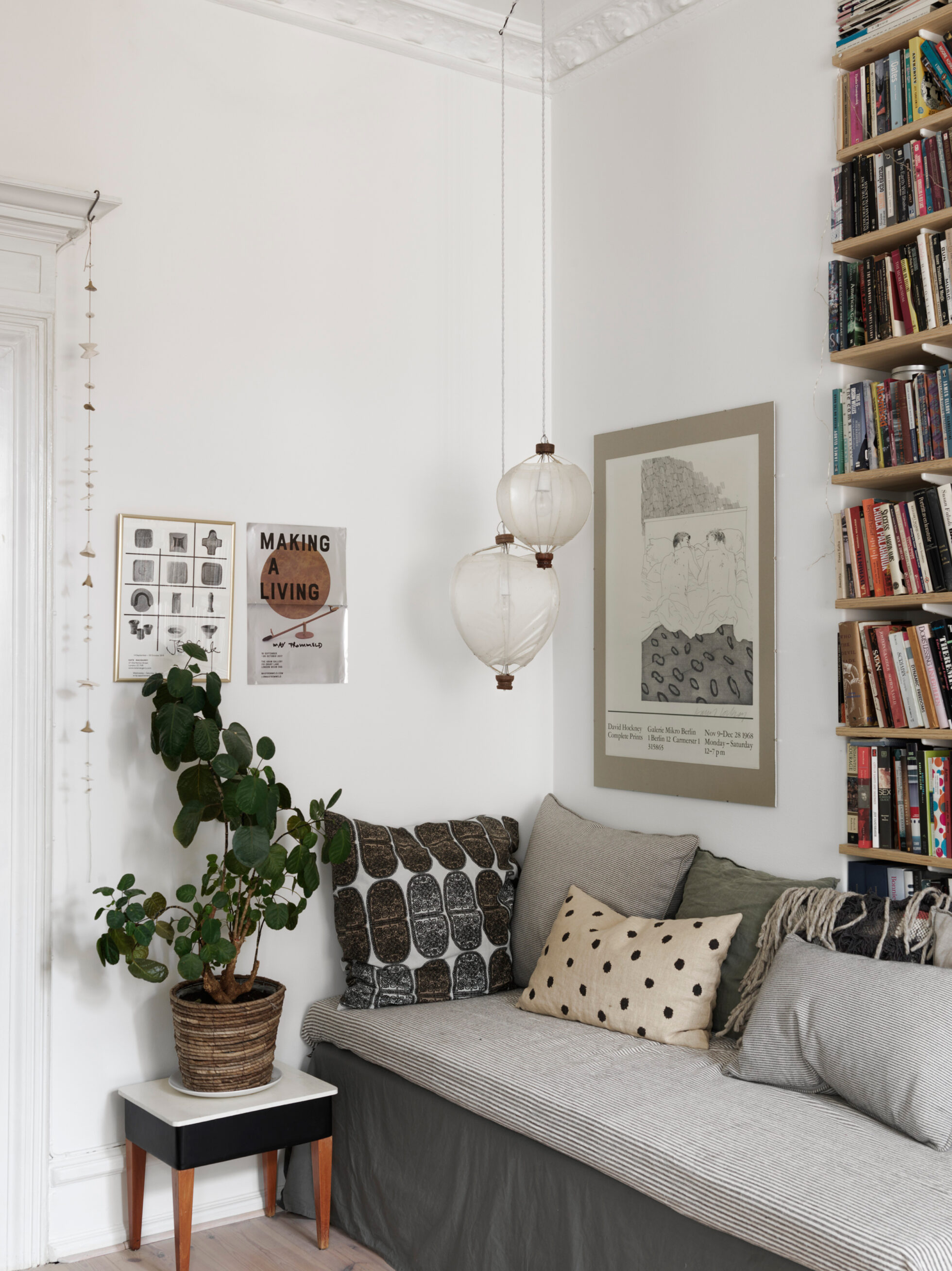 The Nordroom - Soft Neutral Tones in Nina Persson's Malmö Home