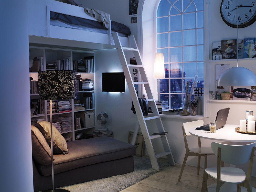 How To Design A Studio Apartment Into A Smart Stylish Home The Nordroom