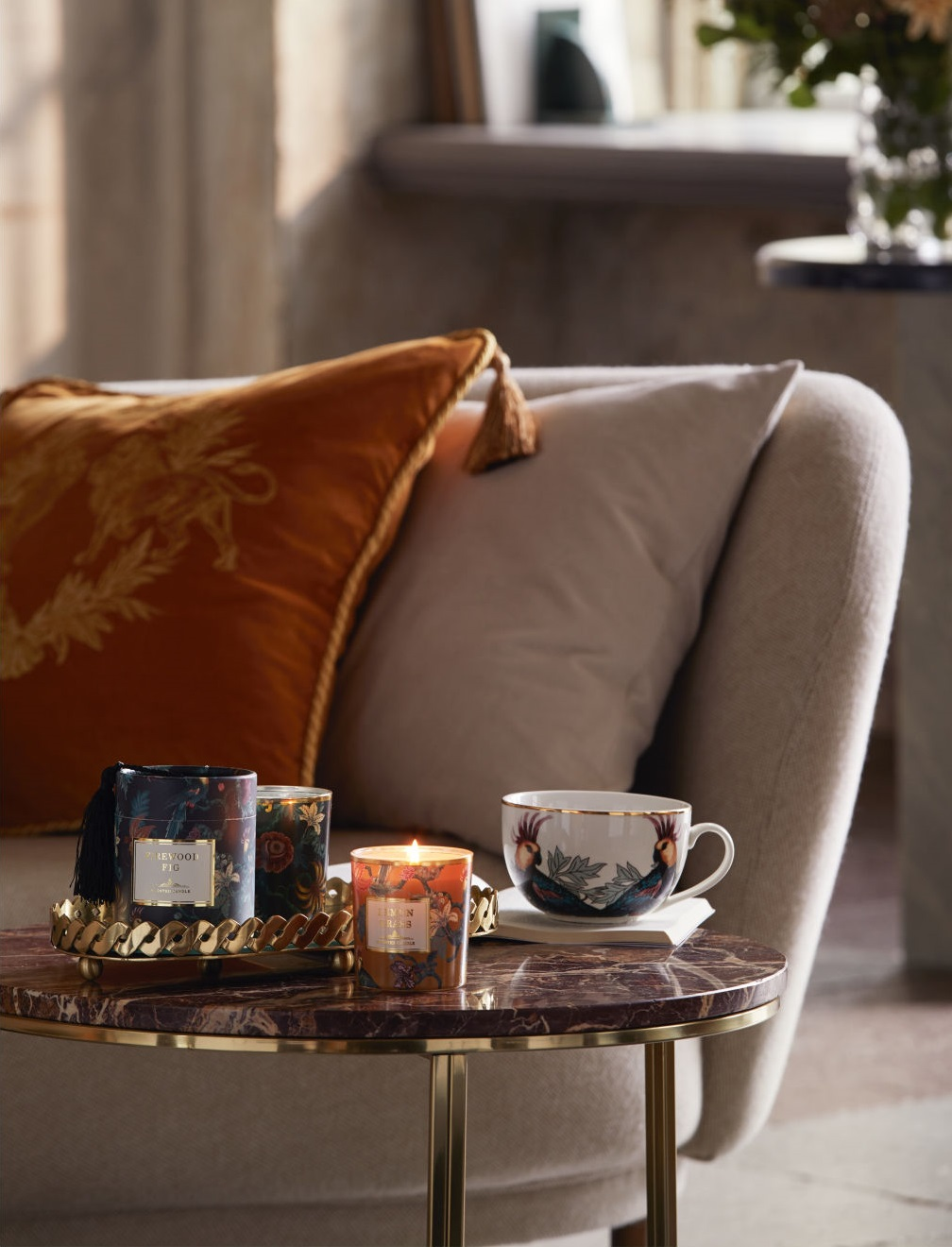 The Nordroom - A Lush Fall Tale by H&M Home