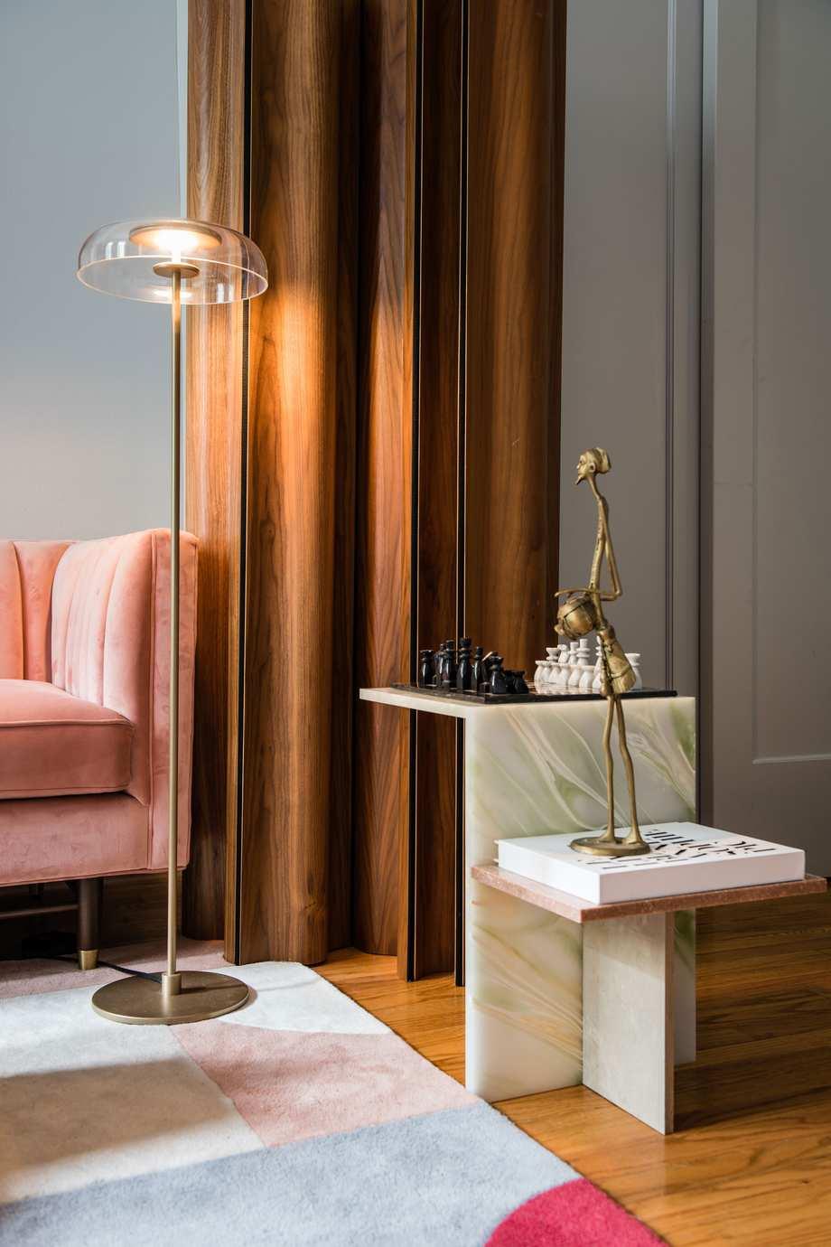 The Nordroom - A Designer's Stylish New York Studio Apartment
