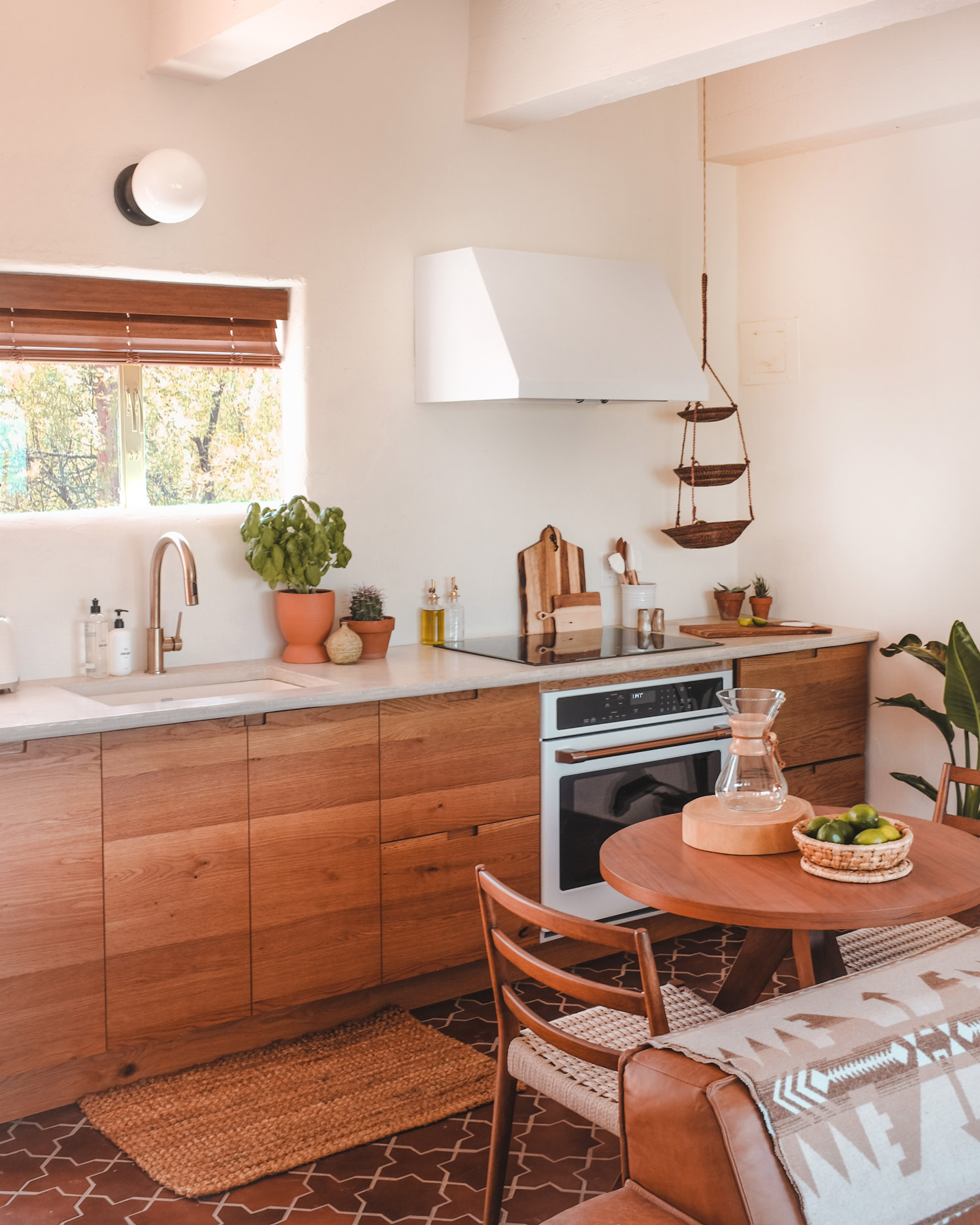 The Nordroom - Earthy Tones in an Arizona Vacation Rental by The Joshua Tree House Team