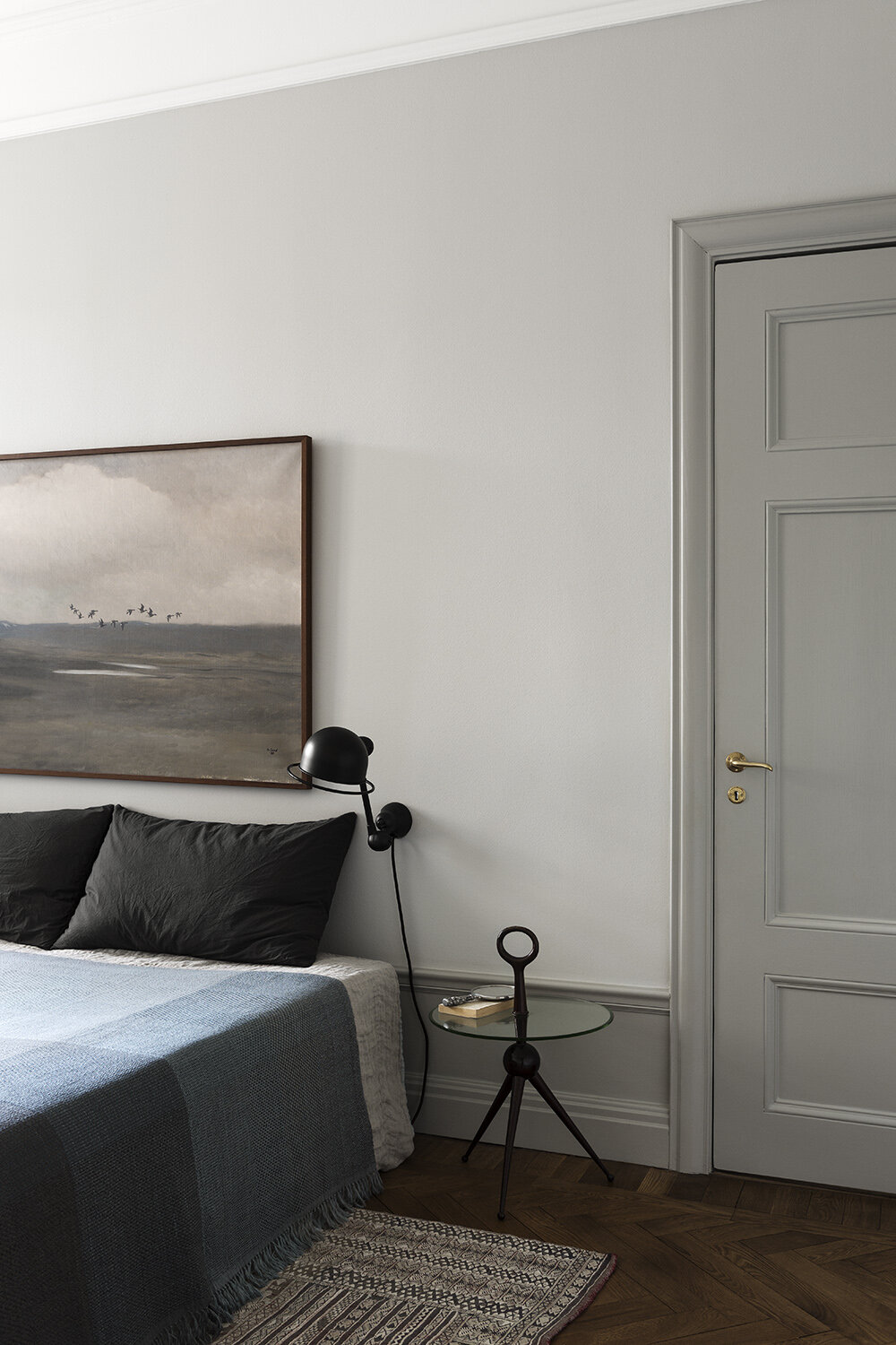 The Nordroom - A Stylish Apartment Designed by Joanna Lavén