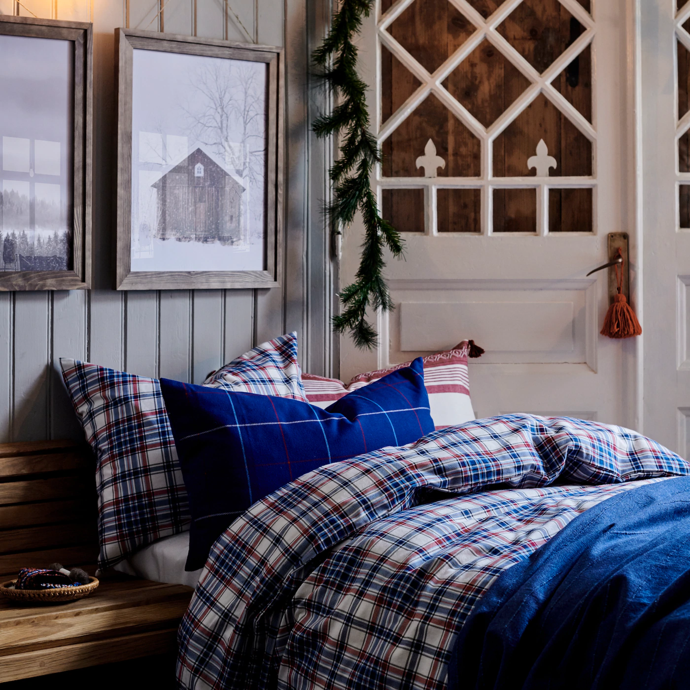 Cozy Christmas Home Decor Inspiration From Ikea The Nordroom