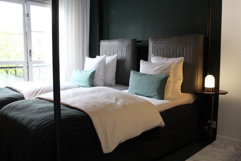 Лучшие дизайнерские отели Копенгагена: Hotel Danmark by Brøchner Hotels - The Nordroom