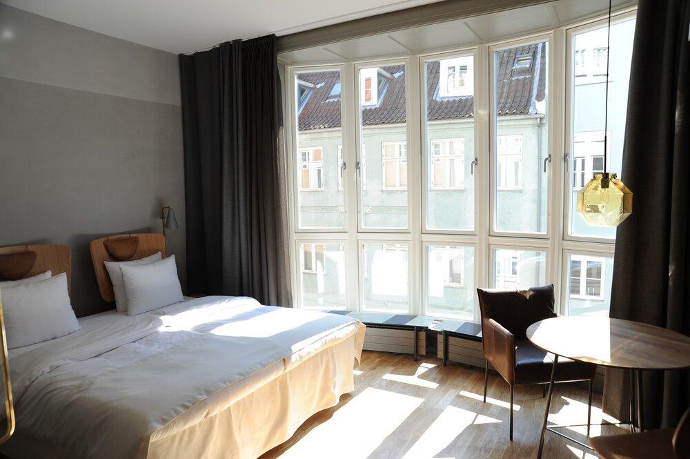 Лучшие дизайнерские отели Копенгагена: Hotel SP34 от Brøchner Hotels - The Nordroom