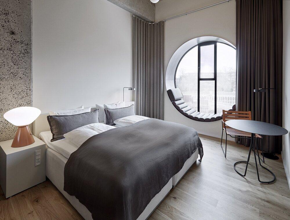 Лучшие дизайнерские отели Копенгагена: Hotel Ottilia by Brøchner Hotels - The Nordroom