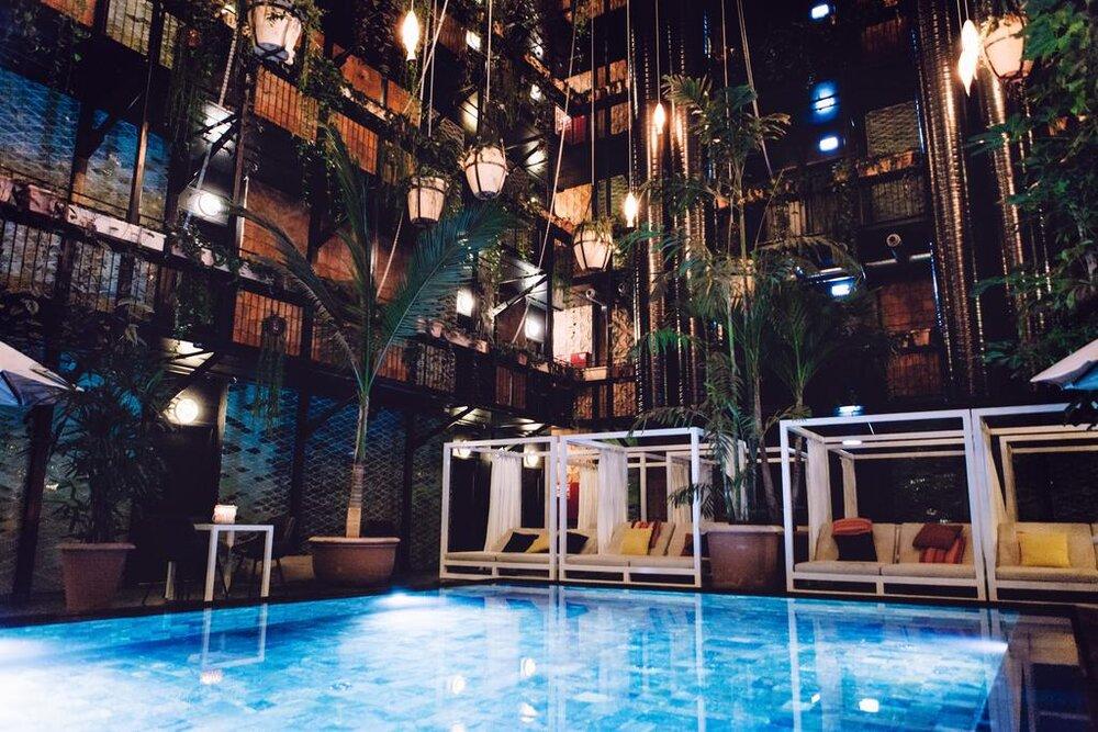 Лучшие дизайнерские отели Копенгагена: Manon Les Suites - The Nordroom