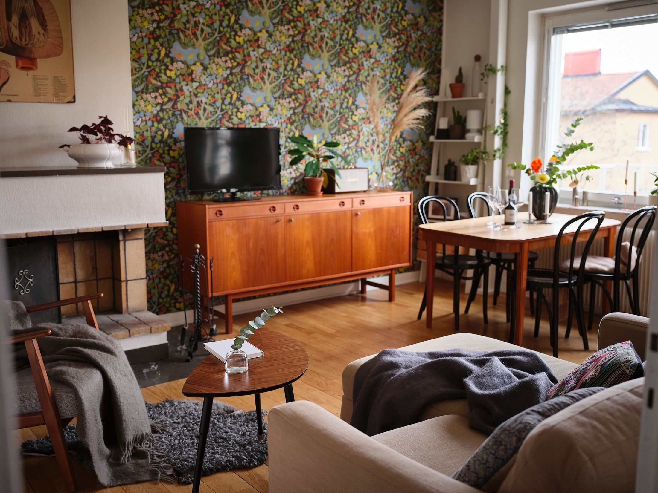 A Small And Cozy Scandinavian Apartment The Nordroom