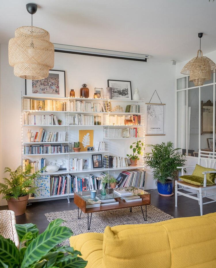 A Bright Family Home in a Former Factory in Paris - The Nordroom