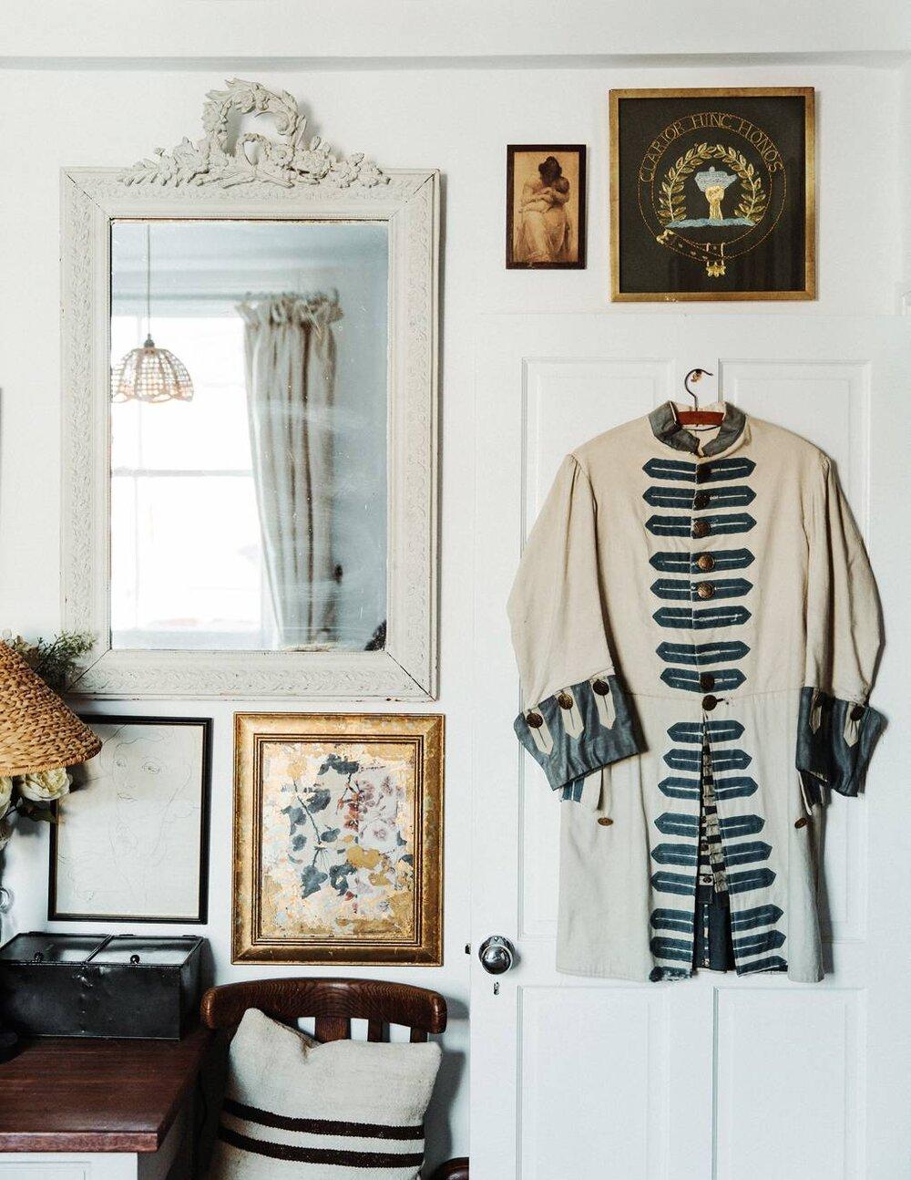 伦敦的紫罗兰色登特浪漫主义极简主义住宅-The Nordroom