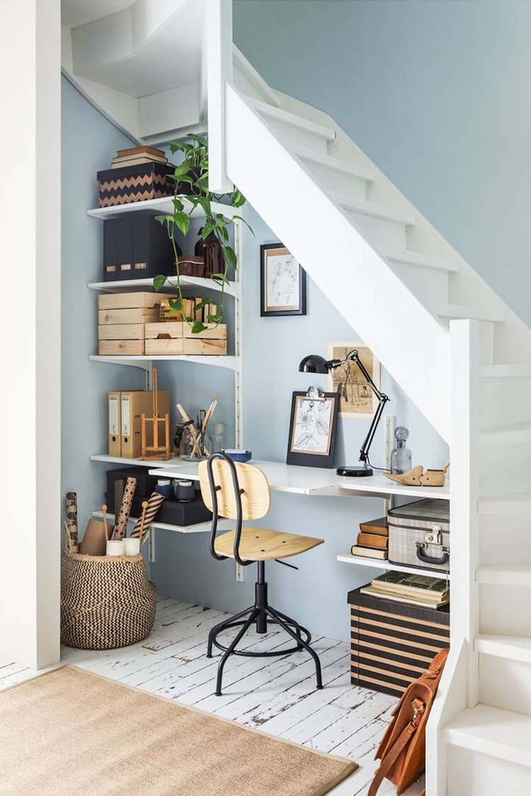 40 Inspiring Small Home Office Ideas - The Nordroom