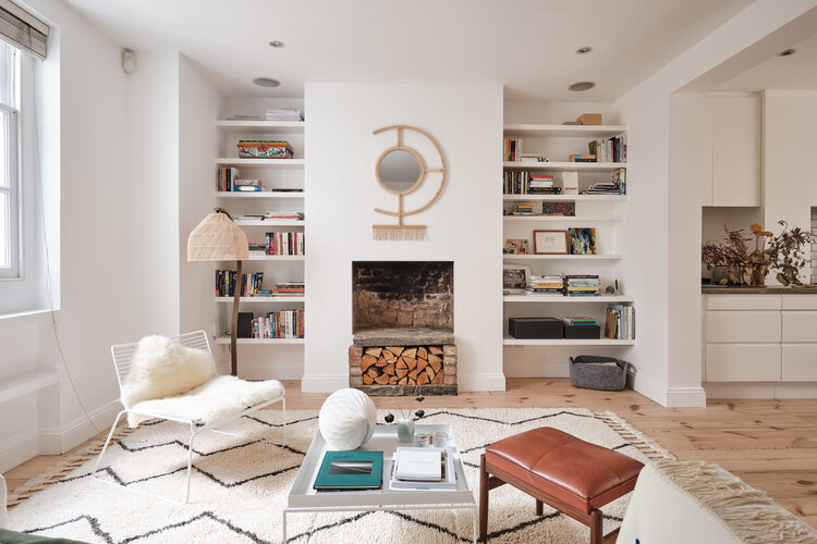 A Light Basement Apartment In London With A Lovely Patio The Nordroom