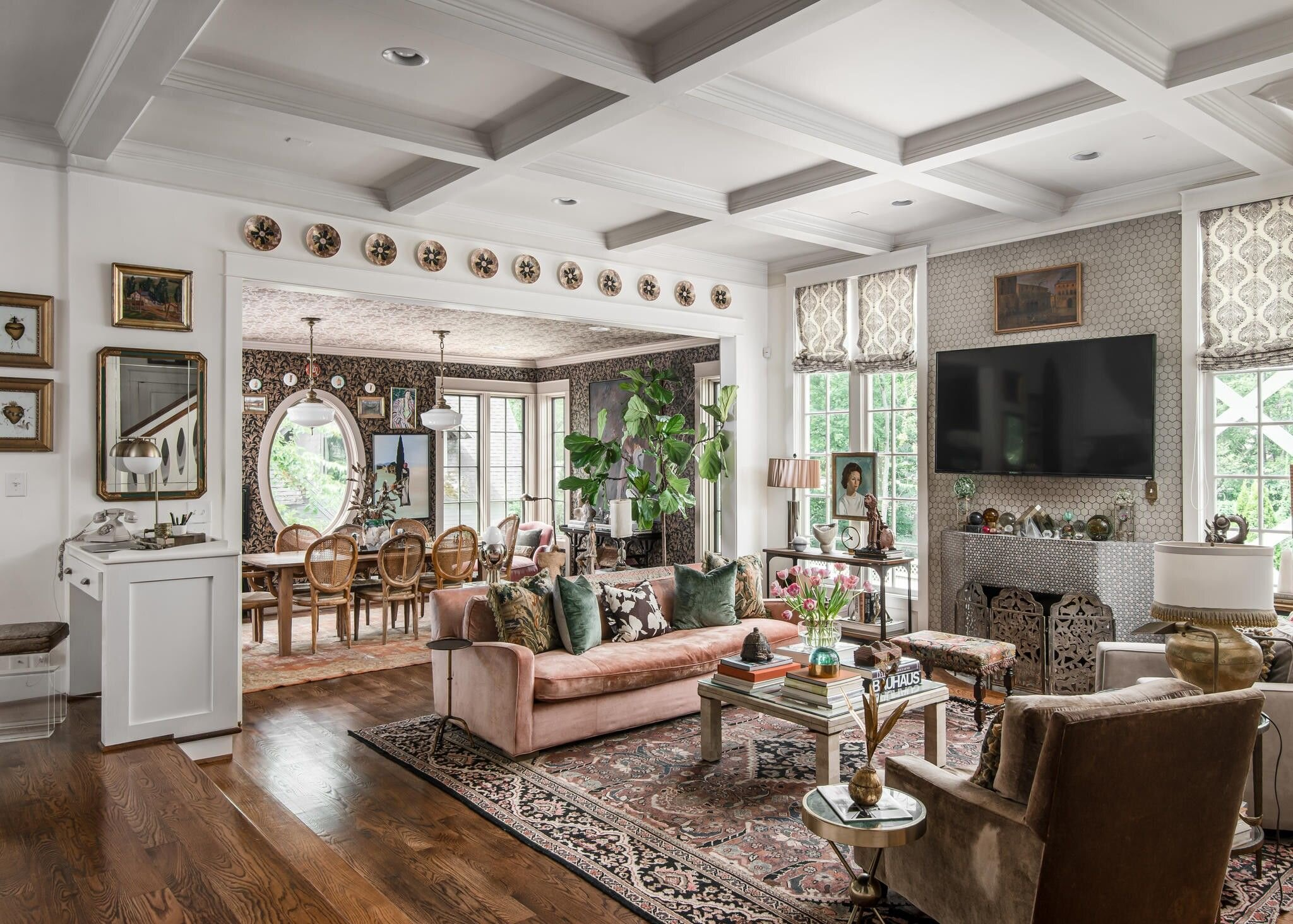 Louisa Pierce S Vintage Eclectic Nashville Home Is For Sale The Nordroom