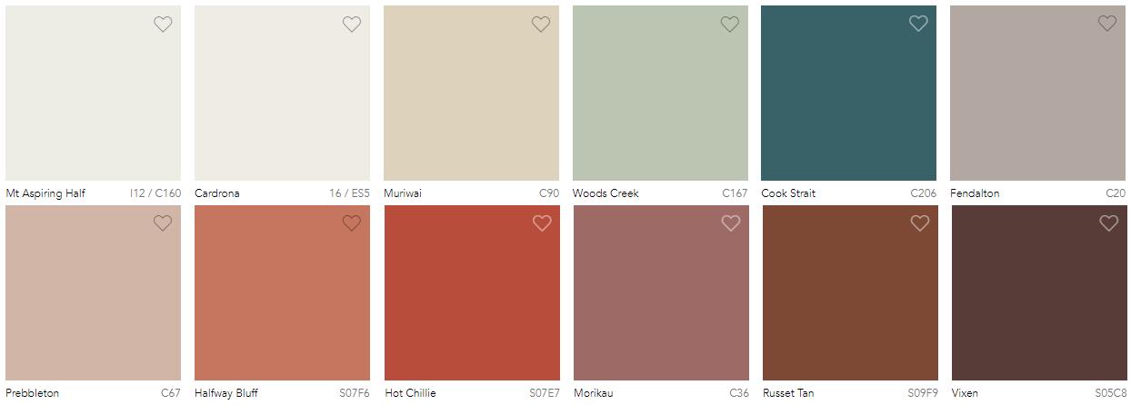 Color Trends 2021: Dulux Reset Color Palette - The Nordroom