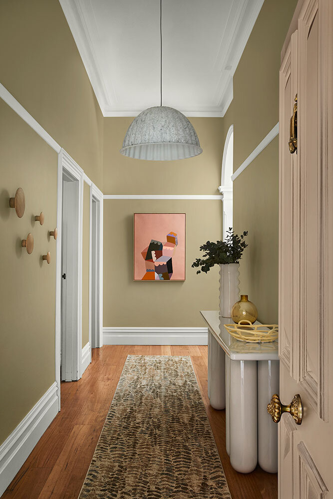 The Color Trends 2021: Dulux Nourish Palette - The Nordroom
