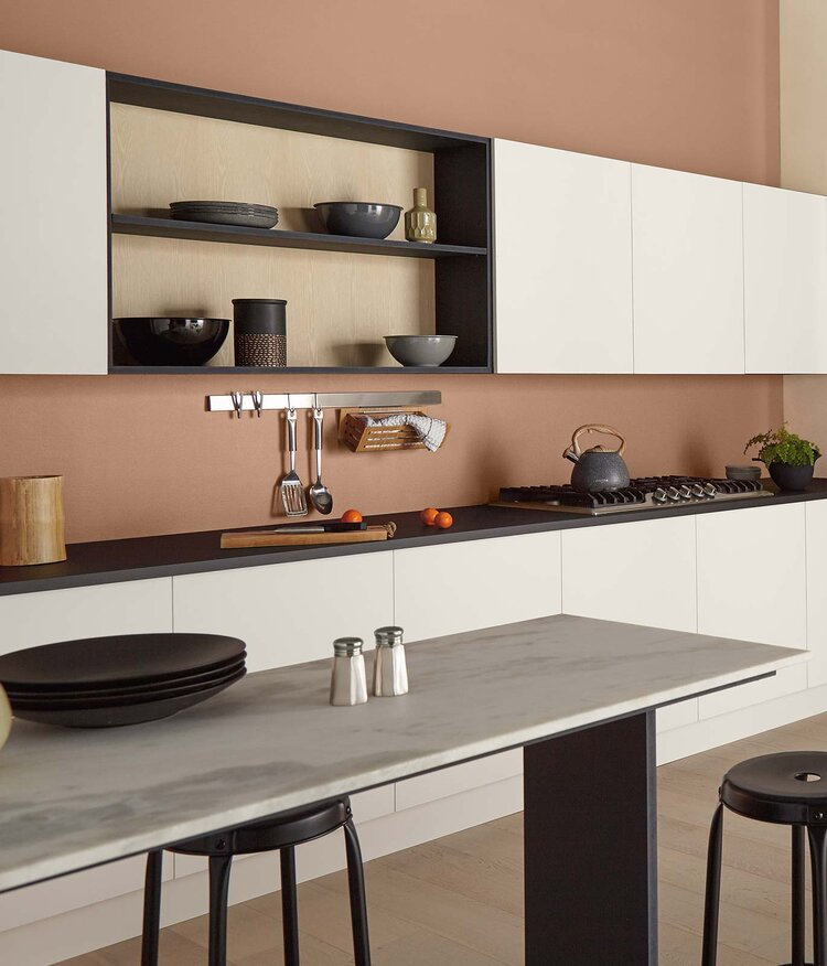 The Color Trends 2021: Behr Subtle Focus Palette - The Nordroom