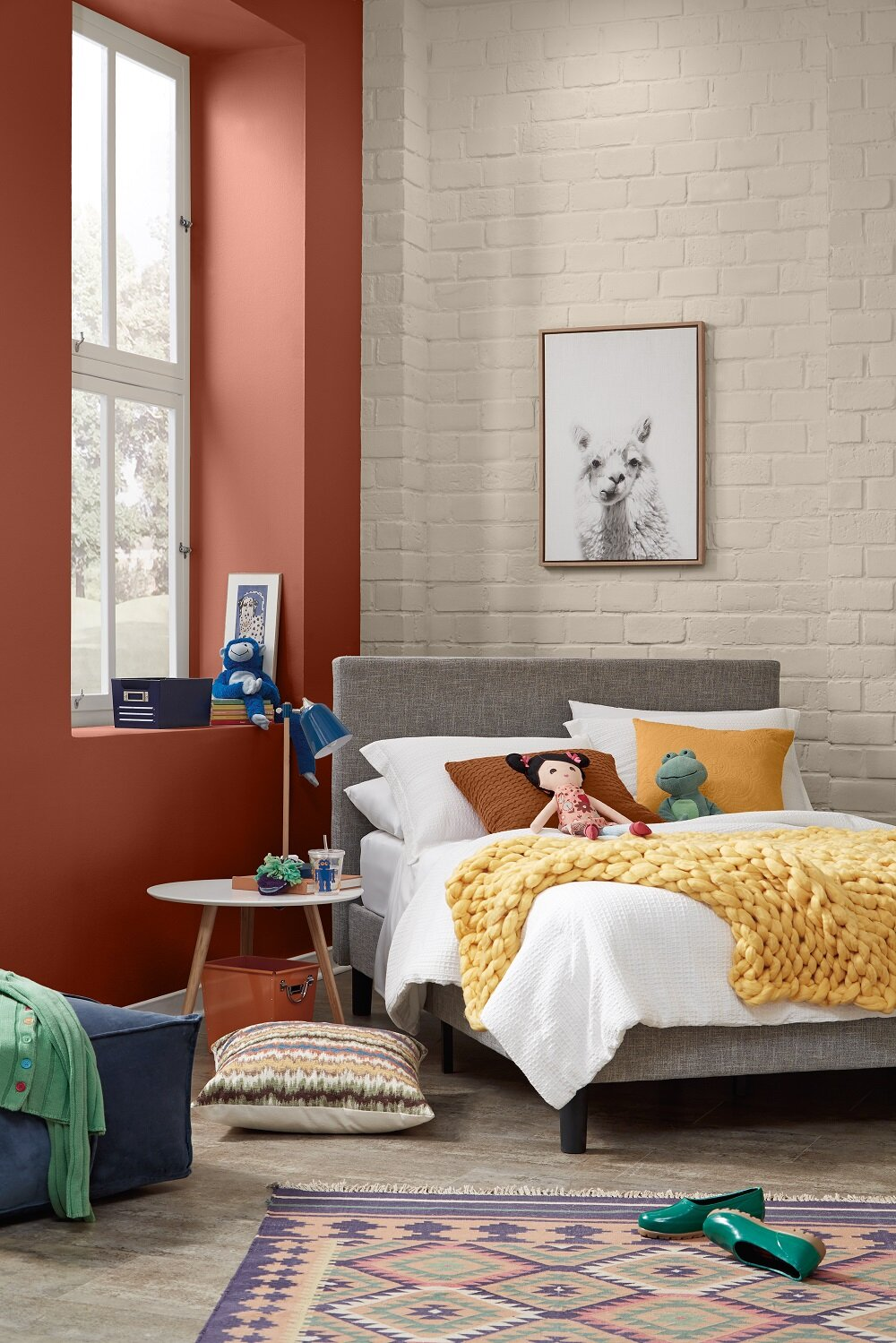 The Color Trends 2021: Behr 'Optimistic View' Palette - The Nordroom