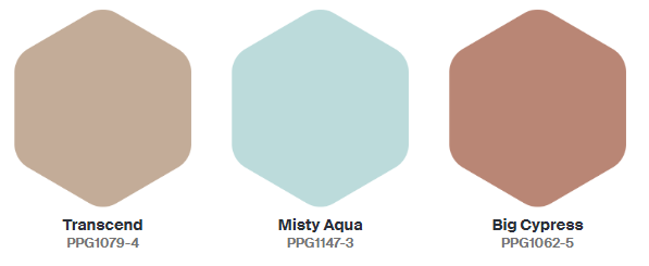 The Color Trends for 2021: PPG - The Nordroom