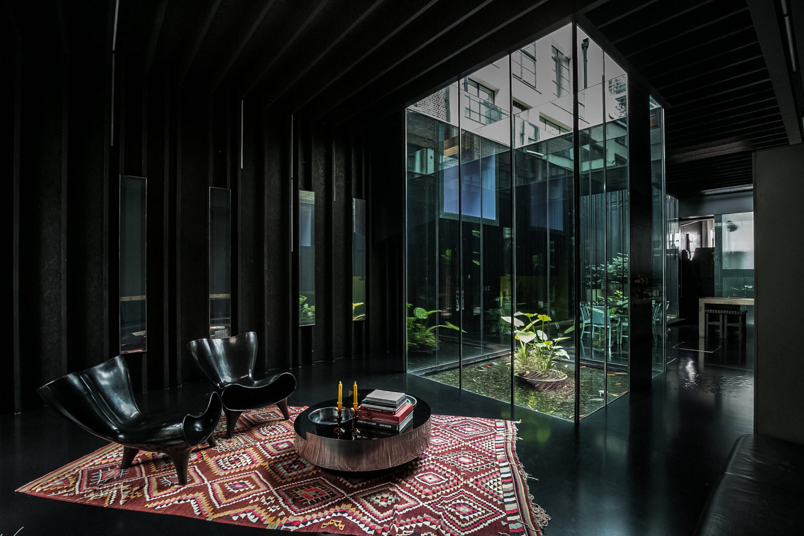 Lost House A Dramatic Architectural Home Designed By Sir David Adjaye The Nordroom