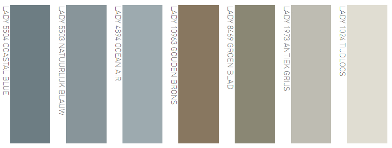 Color Trends 2021: Jotun Lady - The Nordroom