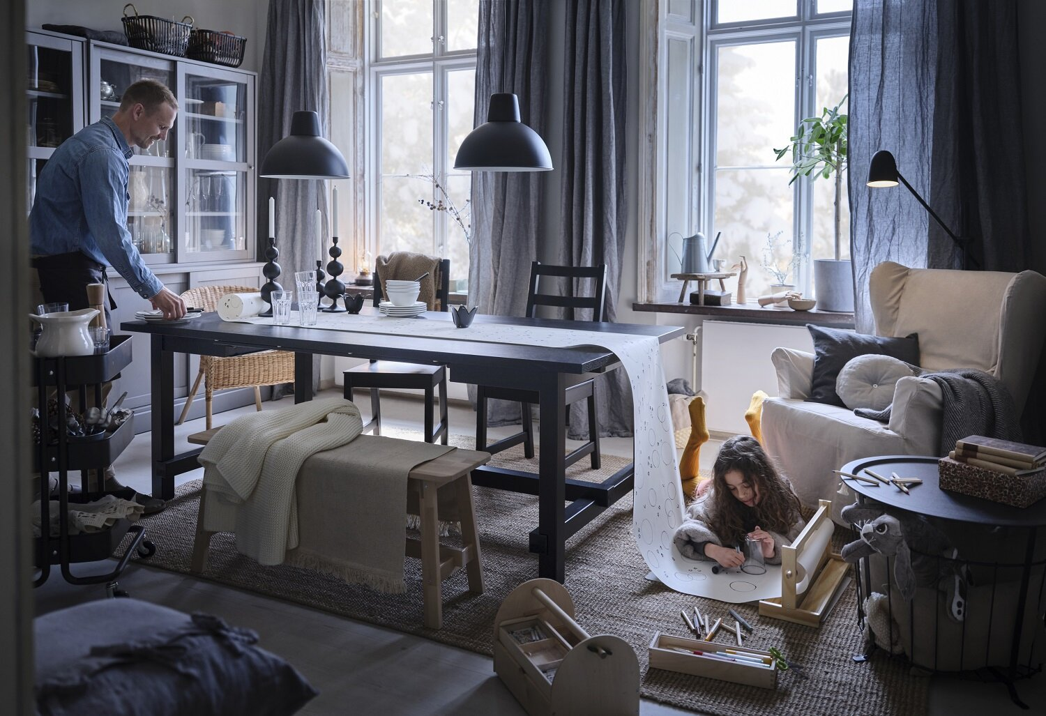 ikea christmas collection 2020 create your own magical moments
