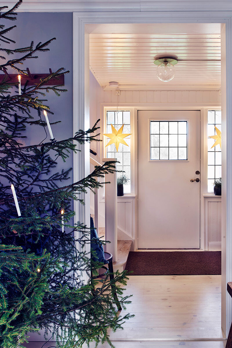 Christmas Decor Inspiration From A Scandinavian Country Home The Nordroom